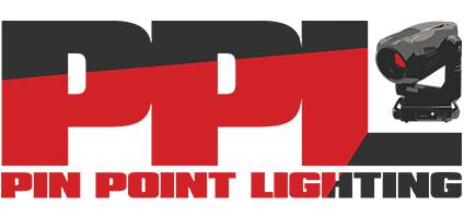 Pin Point Lighting Retina Logo